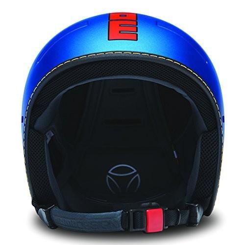 モモデザイン(MOMO DESIGN) VENOM18 1006C12002 BLU MET.MATT/RED XS/S(54/56cm)