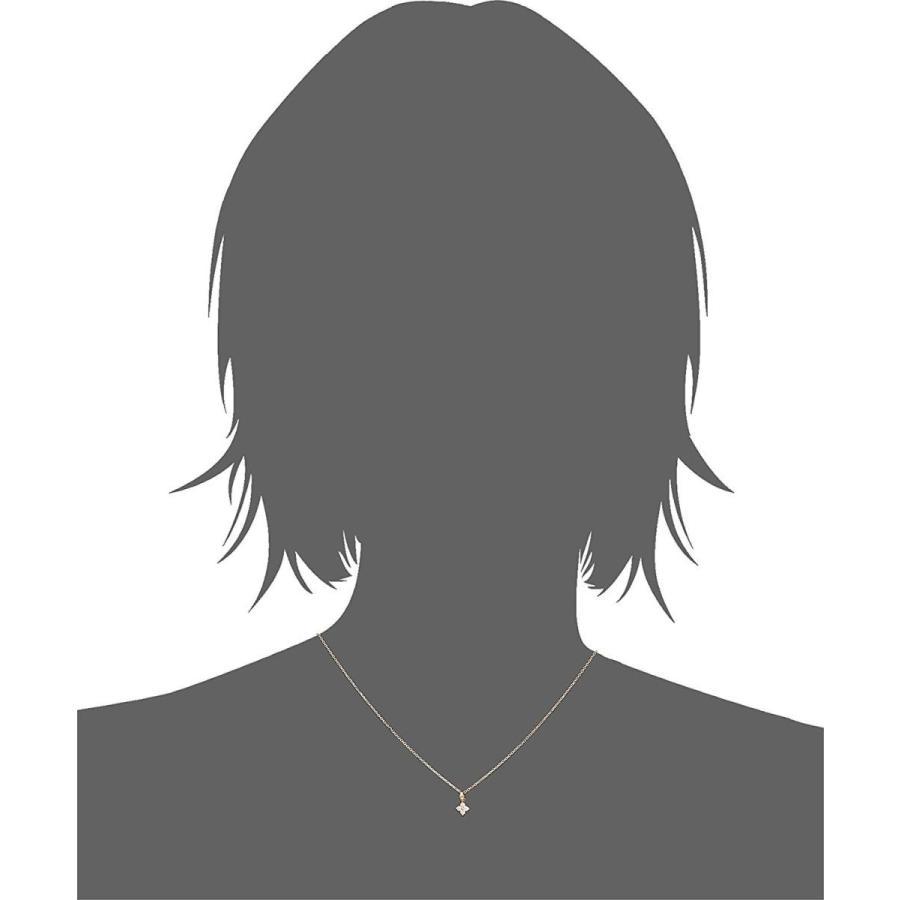 特別セーフ ブルーム BLOOM キュービックジルコニア シルバー ネックレス BSPK14505835, トコロチョウ 13754f05