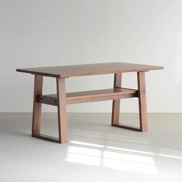 Sereno セレーノ無垢 テーブル ウォールナット送料無料