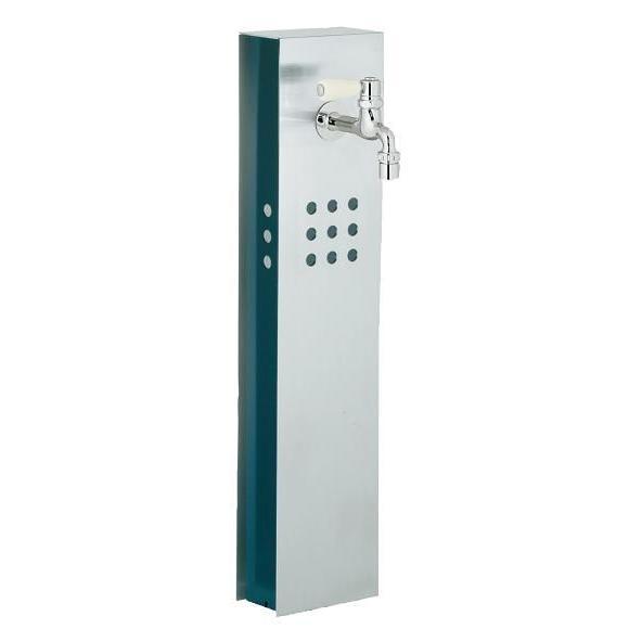 送料無料 立水栓水凛スタンド蛇口1個付き