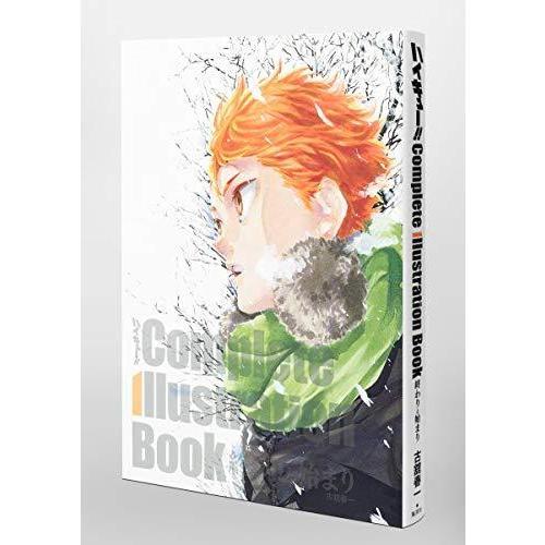 ハイキュー!! Complete Illustration book 終わりと始まり (愛蔵版コミックス) lifefusion-shop 06
