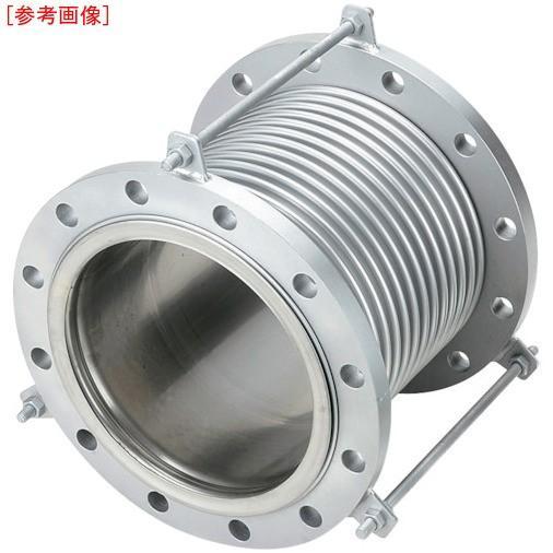 南国フレキ工業 NK7300200200 NFK 排気ライン用伸縮管継手 5KフランジSS400 200AX200L