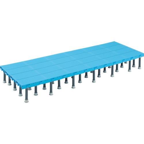 トラスコ中山 DS6012H TRUSCO 樹脂ステップ高さ調節式600X1200 H200?220|lifeis|01