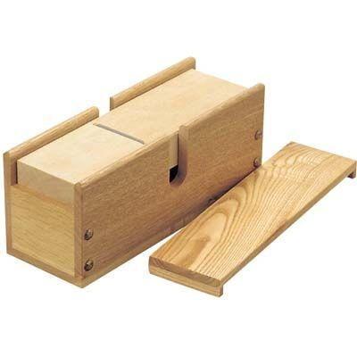 EBM-5742100 木製 業務用 かつ箱 0108 中 285×103×H100 (EBM5742100)