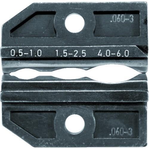 RENNSTEIG社 624060330 RENNSTEIG 圧着ダイス 624−060−3 絶縁端子0.5−6.0