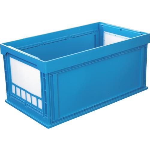 """国盛化学 50200N150B KUNIMORI プラスチック折畳みコンテナ """"パタコン"""" N−150 ブルー"""