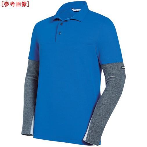 トラスコ中山 8988211 UVEX ポロシャツ コットン L