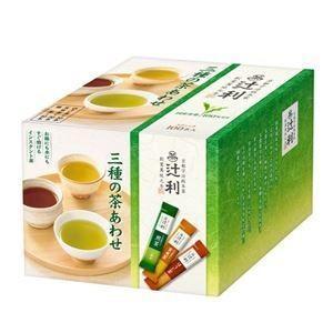 ds-2157346 (まとめ) 片岡物産 辻利 インスタント 三種の茶あわせ100P【×5セット】 (ds2157346)