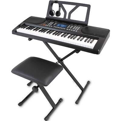 ワントーン(Onetone) OTK-61S-BK Onetone Keyboard OTK-61set (ブラック) (OTK61SBK)|lifeis