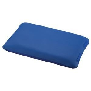 国内初の直営店 入浴サポートクッションII(枕型大)ブルー (ds2260900) ds-2260900-介護用品
