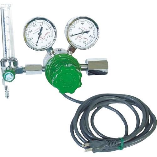 ヤマト産業 4560125828119 ヤマト ヒーター付圧力調整器 YR−507F−2