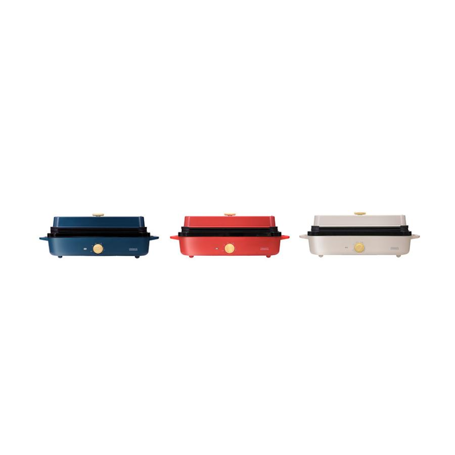 スリムホットプレート 3つのプレートと 楽しく使えるレシピブック付 PR-SK035 PRISMATE プリズメイト 公式店 調理家電 ひとり焼肉 ホームパーティー プレゼント|lifeonproducts|18
