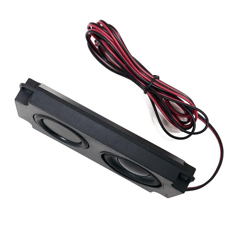 ミニスピーカーユニット 4Ω5W パッシブスピーカー ダブルダイヤフラム 小型軽量 薄型設計 フルレンジスピーカー 広音域 高音質 テレビスピーカー LP-PAS10045|lifepowershop|04