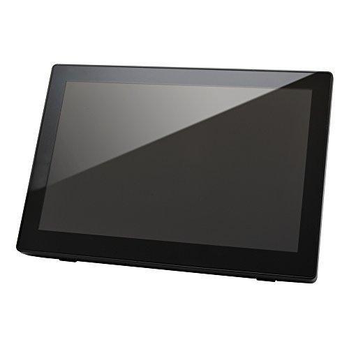 センチュリー 10.1インチマルチタッチ対応HDMI接続モニター 「10.1インチ plus one Touch」 LCD-10000HT