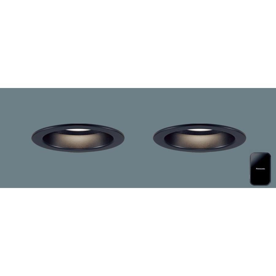 Panasonic パナソニック スピーカー付LEDダウンライト(親器+子器) XLGB79027LB1