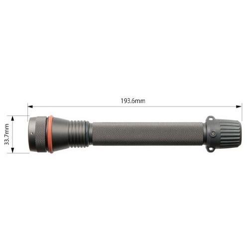 非売品 INON LE700-W LE700-W Type2 INON LEDライト Type2, 下北郡:1e6cc96c --- airmodconsu.dominiotemporario.com