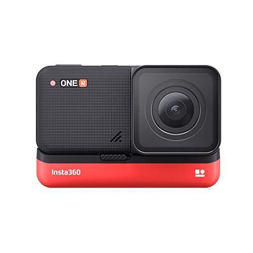 Insta360 ONE R 4K広角モジュールセット (ONE R本体 + 4K広角撮影モジュール) CM535 CINAKGP/C 国内