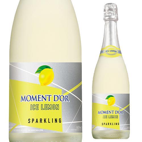 スパークリングワイン モマンドール アイス レモン750ml フレシネ やや甘口 長S 泡|likaman2