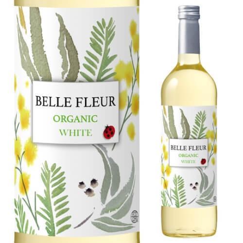 白ワイン ベルフルール オーガニック ホワイト メルシャン  750ml 自然派ワイン BIO 白 ワイン スペイン 辛口 長S|likaman2