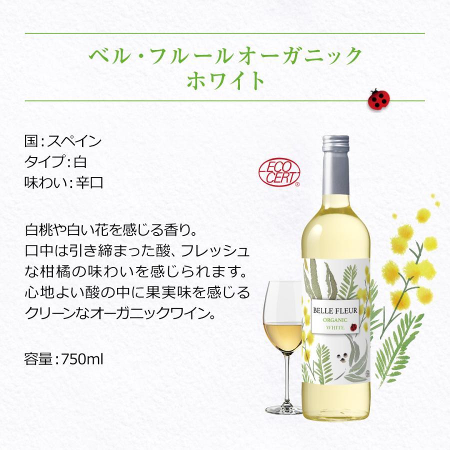 白ワイン ベルフルール オーガニック ホワイト メルシャン  750ml 自然派ワイン BIO 白 ワイン スペイン 辛口 長S|likaman2|06