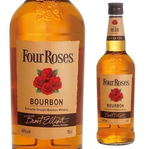 ウイスキー フォアローゼス イエロー 700ml フォア ローゼス フォアローゼズ 長S バーボン whisky|likaman2
