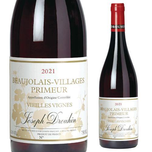 ワイン 39 ジョセフ ドルーアン/ボジョレー ヴィラージュ ヌーボー ...