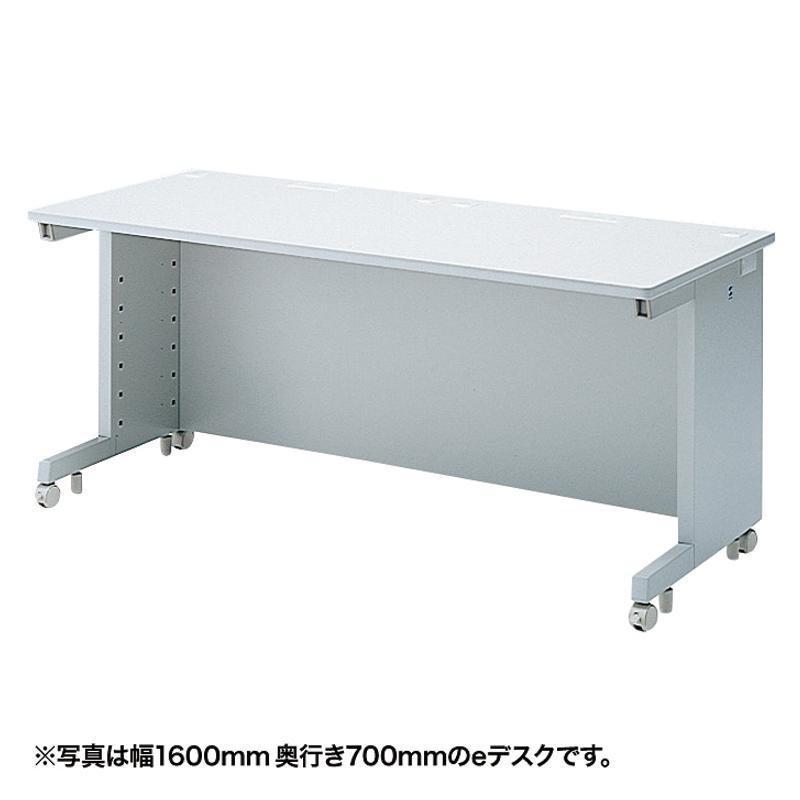 サンワサプライ サンワサプライ eデスク(Wタイプ) ED-WK17080N 送料無料  代引き不可