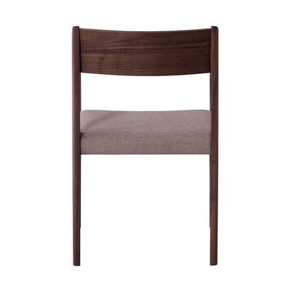 インダストリアル アームチェア リビングチェア イス 椅子 チェアー 天然木 ウォルナット チェア 天然木 日本国産 北欧 カフェ 肘付き JPC-122WAL lily-birch 02