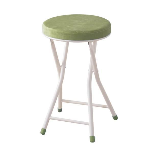 RNDA ロンダ 折りたたみ スツール 折畳みスツール 腰掛椅子 折りたたみスツール 折畳みスツール フォールディングスツール いす チェア チェアー 収納 PC-31|lily-birch|11