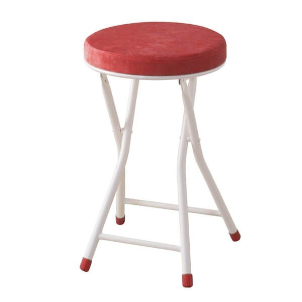 RNDA ロンダ 折りたたみ スツール 折畳みスツール 腰掛椅子 折りたたみスツール 折畳みスツール フォールディングスツール いす チェア チェアー 収納 PC-31|lily-birch|09