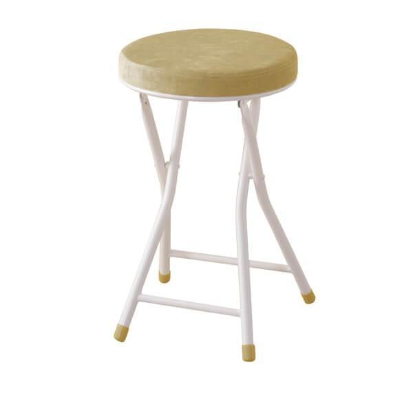 RNDA ロンダ 折りたたみ スツール 折畳みスツール 腰掛椅子 折りたたみスツール 折畳みスツール フォールディングスツール いす チェア チェアー 収納 PC-31|lily-birch|10