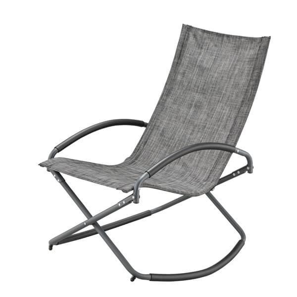 折りたたみ式 ロッキングチェア チェア イス 椅子 チェアー リゾート アウトドア BBQ レジャー テラス 屋外 軽量 シンプル おしゃれ RKC-191IV RKC-191DGY|lily-birch|07