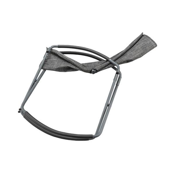 折りたたみ式 ロッキングチェア チェア イス 椅子 チェアー リゾート アウトドア BBQ レジャー テラス 屋外 軽量 シンプル おしゃれ RKC-191IV RKC-191DGY|lily-birch|08
