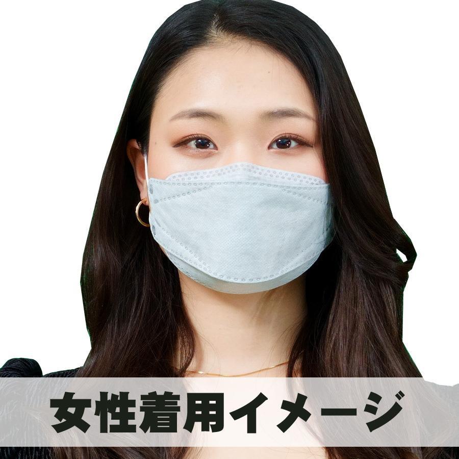 【送料無料50枚セット】GOGO789【FREE SIZE】いろはに銅マスク50枚入り 抗菌 口臭 静電気防止 曇らないマスク 立体マスク グレー【国内から即日発送】|lime-shop-japan|11