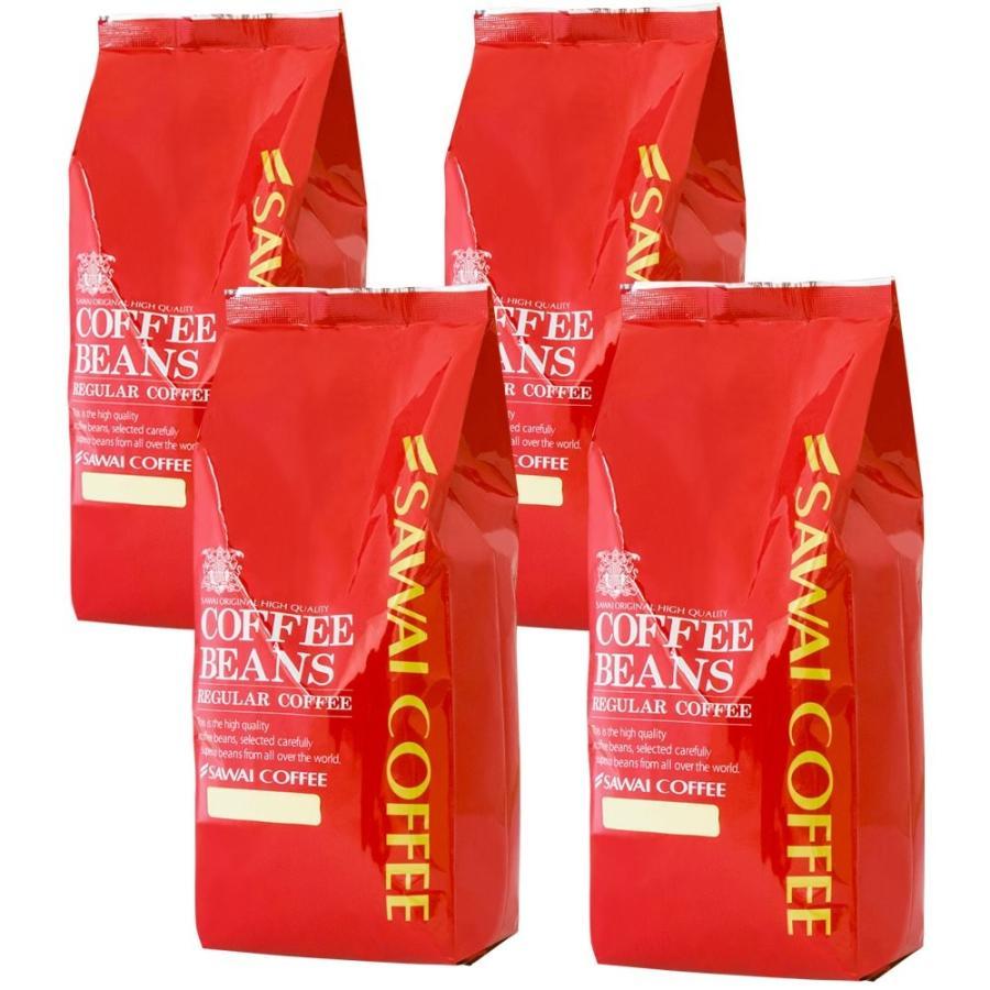 澤井珈琲 コーヒー 専門店 コーヒー豆 2種類 ビクトリーブレンド ブレンドフォルティシモ セット 超大入り 4 500g 2kg FV x 中挽き 即納 限定特価 200杯分