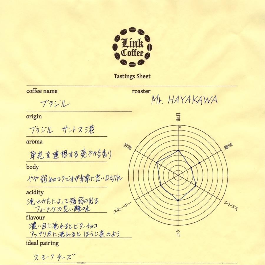 選べる2種 珈琲豆 自家焙煎 珈琲 120g×2 人気 コーヒー豆 増量 link-coffee 06