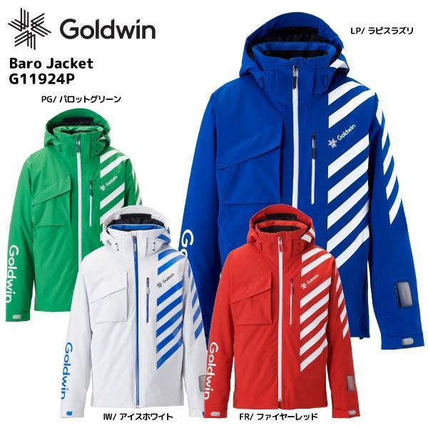 新規購入 19-20 GOLDWIN(ゴールドウィン)【在庫処分商品】Baro Jacket(バロ ジャケット) G11924P【スキージャケット】, LOGOS代官山 b0ed9bbb