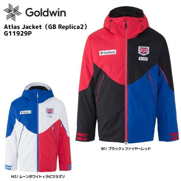 19-20 ゴールドWIN(ゴールドウィン)【スキーウェア】Atlas Jacket(GB Replica2)(アトラス ジャケット(イギリスレプリカ2)) G11929P【スキージャケット】