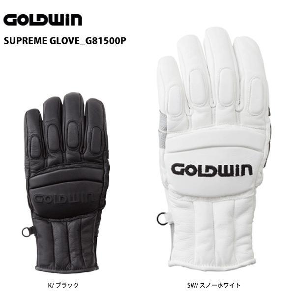 15-16 ゴールドWIN(ゴールドウィン)【最終処分】 Supreme Glove (スープリームグローブ) G81500P