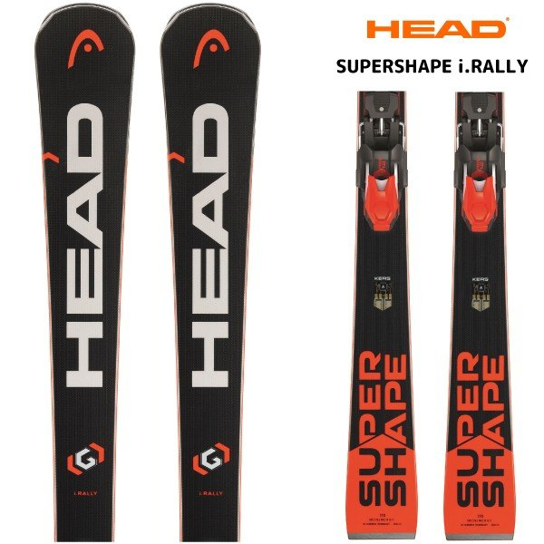 ファッションデザイナー 17-18 HEAD(ヘッド)【在庫処分/スキー板 SuperShape/金具付】 SuperShape アイラリー i.Rally(スーパーシェイプ アイラリー 17-18 金具付)31034701【金具取付無料】, 天衡商事:9bba2bfb --- airmodconsu.dominiotemporario.com