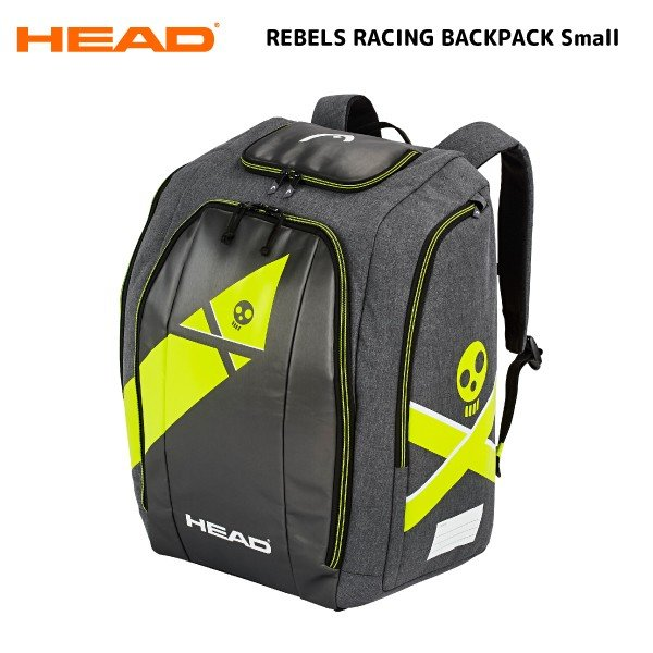 18-19 HEAD(ヘッド)【限定バックパック/数量限定】 REBELS RACING BACKPACK Small(レベルズ レーシングバックパックSサイズ)【バックパック】
