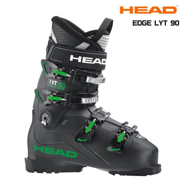 19-20 HEAD(ヘッド)【限定予約商品/スキーブーツ】 EDGE LYT 90(エッジライト 90)609238【スキーブーツ/幅広】