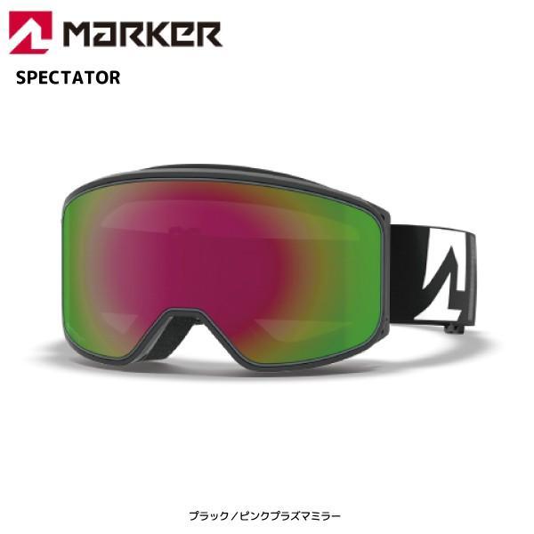 19-20 MARKER(マーカー)【ゴーグル/数量限定品】 SPECTATOR(スペクテイター)【スノーゴーグル】