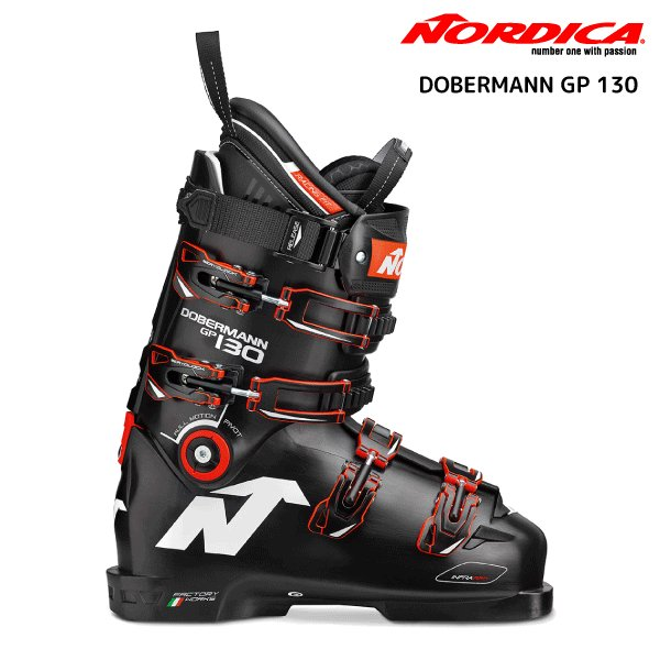 19-20 NORDICA(ノルディカ)【ブーツ/数量限定】 DOBERMANN GP130 (ドーベルマン GP130)【スキーブーツ】