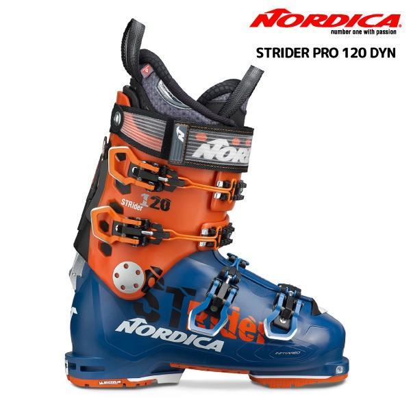 19-20 NORDICA(ノルディカ)【ブーツ/数量限定】 STRIDER PRO 120 DYN(ストライダープロ120DYN)【スキーブーツ】