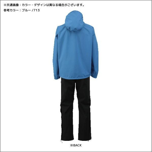 ONYONE(オンヨネ)【2020/雨具レイン上下スーツ】メンズブレステック2.5Lレインスーツ ODS90025【雨具/レインジャケット+パンツ】|linkfast|02