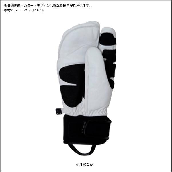 20-21 PHENIX(フェニックス)【スキーグローブ/限定品】Formula Tri-Finger Leather Gloves(FM トリフィンガー グローブ)PFA78GL02【スキーグローブ】|linkfast|02