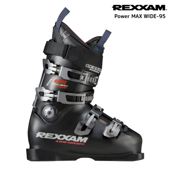 19-20 REXXAM(レクザム)【限定予約品/スキー靴】 PowerMAX WIDE 95(パワーマックス ワイド95)BX-Sインナー【スキーブーツ】