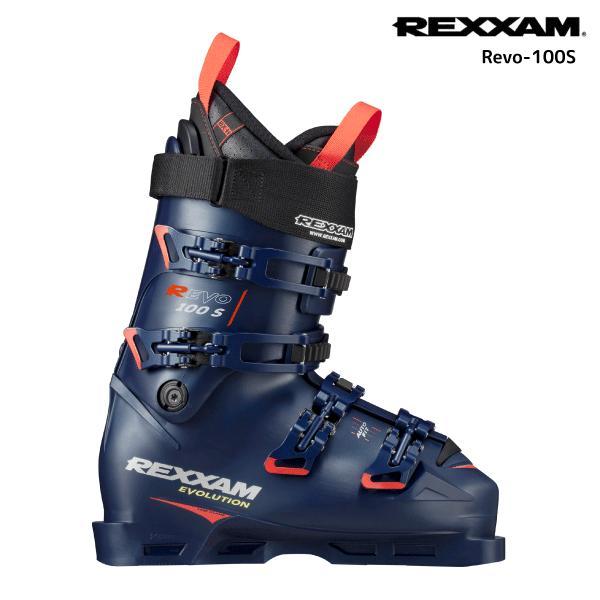 19-20 REXXAM(レクザム)【限定予約品/スキー靴】 R-EVO 100S(アールエボ 100S)BX-Hインナー【スキーブーツ】