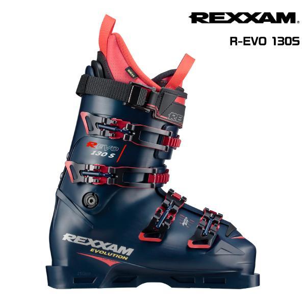大洲市 19-20 REXXAM(レクザム)【数量限定品/スキー靴】 R-EVO 130S(アールエボ R-EVO 130S)BX-Hインナー【スキーブーツ 130S(アールエボ 19-20】, 布の店ブーケ:4ef0530e --- airmodconsu.dominiotemporario.com